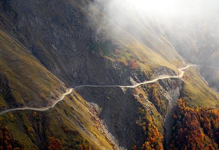 New Highland Tusheti Road Will Suit International Standards